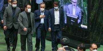 تذکر ۶ نماینده مجلس به رزم حسینی درخصوص مرکز اصناف بازرگانان ایران
