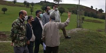 برخورد قاطع دستگاه قضایی با ساخت و سازهای غیرمجاز در اراضی ملی و کشاورزی آمل