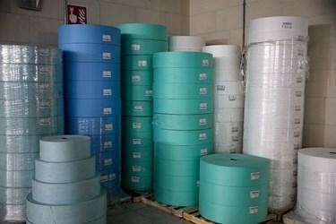پارچه های نانو مخصوص استفاده در تولید ماسک