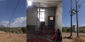 برقرسانی به دو روستای سربیشه و چشمهقاسم در شهرستان کوهرنگ