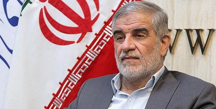 سیاست کلی نظام، انتقال آب دریای عمان به کویر مرکزی ایران است