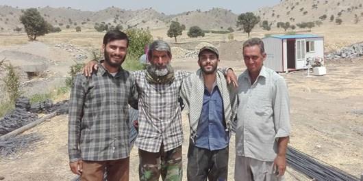 تداوم کمکهای مومنانه| از شیراز تا چمشهران؛ وقتی دفاع مقدس به اردوی جهادی گره میخورد