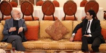 رئیس سازمان انرژی اتمی در سفارت کویت در تهران