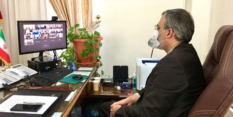 معاون وزیر خارجه: تمدید مهر اجازه خروج دانشجویی تا ۳۰ بهمن بدون نیاز به مراجعه حضوری