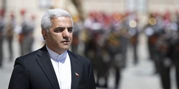 سفیر ایران در وین:  منتظر اقدام عملی اروپا در بهرهمندی اقتصادی از برجام هستیم