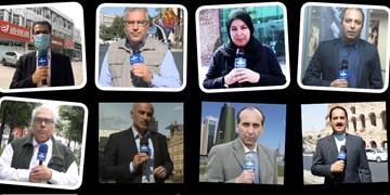 گزارش خبرنگاران صداوسیما از گوشهوکنار دنیا/ از کمبود برخی اقلام ضروری در انگلیس تا متن و حاشیه مناظره انتخاباتی آمریکا
