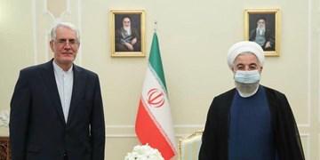 حمیدرضا دهقانی پوده سفیر جدید ایران در قطر