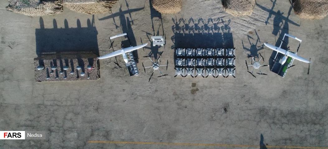 13990710000789 Test NewPhotoFree - دست پُر نیروی دریایی سپاه در آسمان و دریا با پهپاد انتحاری/ ایدهای که یکساله به محصول رسید