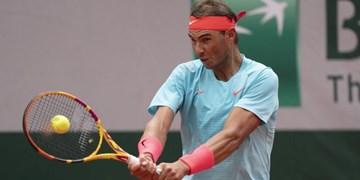 تنیس آزاد فرانسه| انتقاد نادال از آب و هوای سرد پاریس