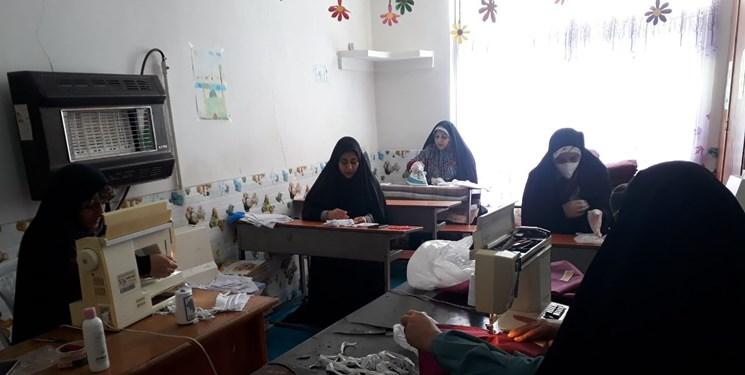 از مؤسسه قرآنی تا کارگاه تولید ماسک/ بهرهگیری از توان مردمی و دانشجویی برای جهاد در کرونا