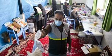 اردوی جهادی پزشکی در جاجرم