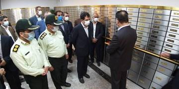 بزرگترین صندوق امانات بانکی در بوشهر افتتاح شد