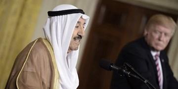 ترامپ دستور قطع دستگاه تنفسی از امیر کویت را داده است!