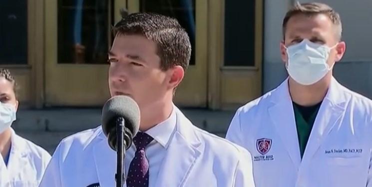 پزشک ترامپ: روند بهبودی ادامه یابد رئیس جمهور آمریکا فردا از بیمارستان مرخص میشود