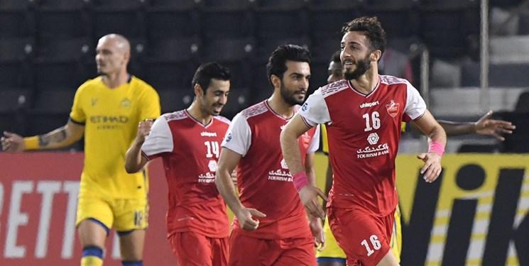 صعود دلچسب پرسپولیس به فینال وقتی النصر و AFC را با هم برد