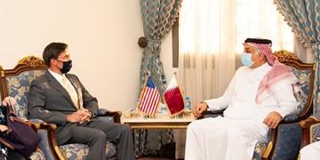 وزیر دفاع آمریکا وارد قطر شد