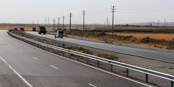 بهرهبرداری از پروژه 6 خطه شدن محور شهرضا به اصفهان تا پایان دولت