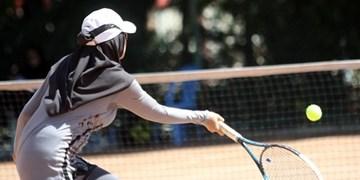 جام حذفی تنیس بانوان| آغاز رقابتها از 24 دی در کیش