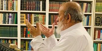 قدردانی استاد حسین انصاریان از دعاگویانش
