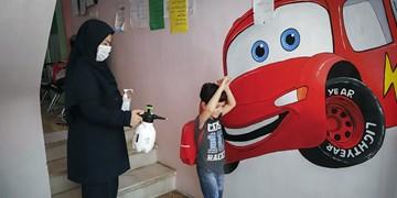 مهدهای کودک استان تهران دایر است/ مهدها تنها پذیرای کودک مادران شاغل هستند
