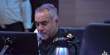 سردار ساسانی جانشین سازمان پدافند غیرعامل کشور شد