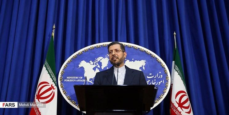 خطیبزاده: پولی از ایران در چین بلوکه نیست/ برایمان تفاوتی نمیکند ترامپ باشد یا بایدن