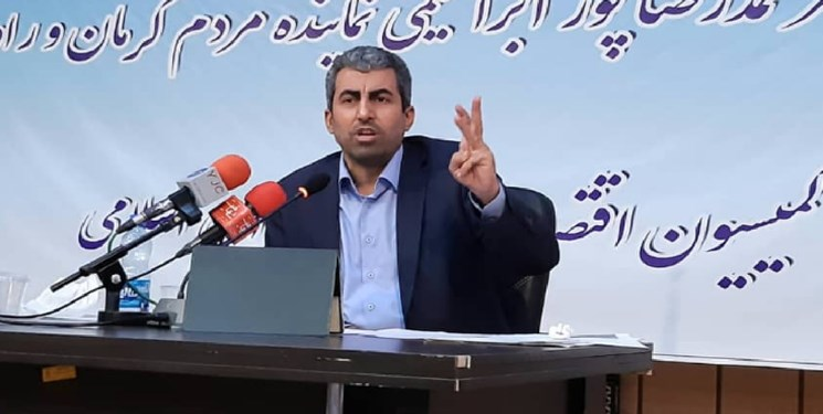 انتقاد نماینده مجلس  از عدم تأمین خوراک کارخانه روغن نباتی گلناز کرمان