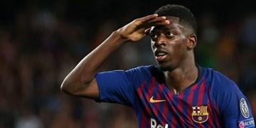 بارسلونا خواهان تمدید با دمبله/ بازیکن فروشی بارسا ماندنی شد