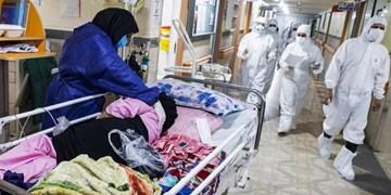 ۱۱۵ بیمار کرونایی در کرمانشاه بستری هستند