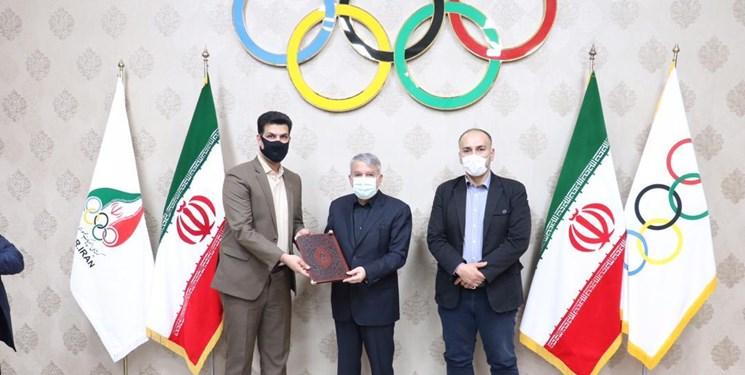 رئیس فدراسیون هندبال عضو کمیسیون صلح کمیته ملی المپیک شد