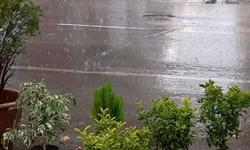 آسمان مازندران بارانی میشود/ هشدار آبگرفتگی معابر و ریزش سنگ در جادههای کوهستانی