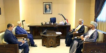 انتصاب رسمی اولین سفیر از کشورهای عربی خلیج فارس در سوریه