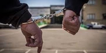قاتل فراری در دیلم دستگیر شد