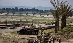 توسعه غرب کشور با گردشگری دفاع مقدس