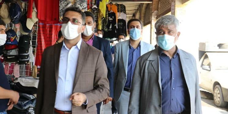 دستور تخریب رواق بازار ساحلی بندرعباس صادر شد+عکس