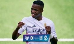 فیلم/گلهای بازی لوانته صفر - رئال مادرید 2