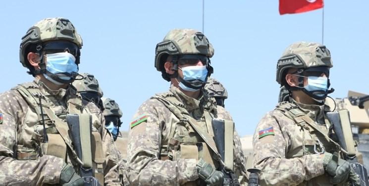 آنکارا: در صورت تقاضای جمهوری آذربایجان،  به این کشور نیروی نظامی اعزام میکنیم