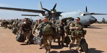 استقرار یک گروه از نظامیان فرانسه در  لیبی
