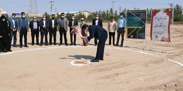 آغاز ساخت اولین بیمارستان  دامپزشکی یزد در دانشگاه اردکان