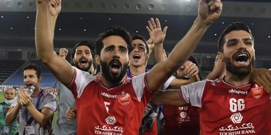 بغض پدر رسن ترکید: امیدوارم پسرم با پرسپولیس قهرمان آسیا شود/من به بشار افتخار می کنم