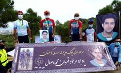 دوچرخهسوار دانشگاه آزاد قهرمان لیگ کوهستان شد