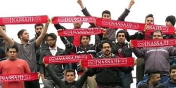 باشگاه نساجی:در فوتبال ایران هر چه بیشتر بیاحترامی کنید مورد لطف قرار میگیرید