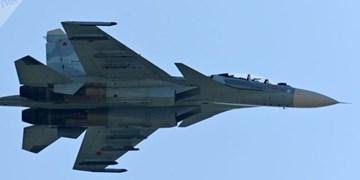 تقابل «سوخو-27» روسیه با 2 فروند هواپیمای جاسوسی بر فراز بالتیک