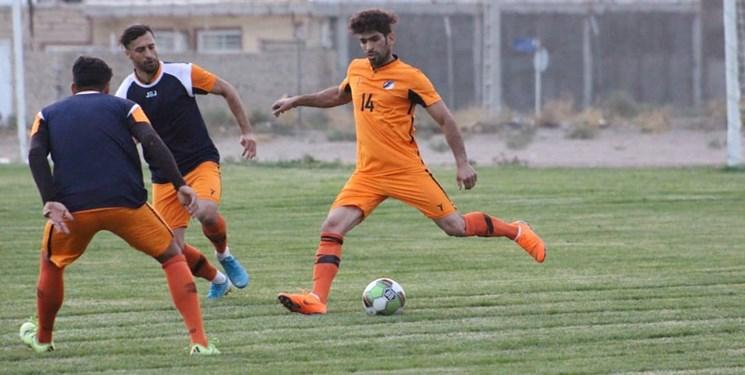 لیگ دسته اول فوتبال/برد 2 بر 1 آرمانگهر سیرجان مقابل شاهین بوشهر