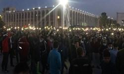 تشدید ناآرامیها در قرقیزستان پس از انتخابات پارلمانی + تصاویر