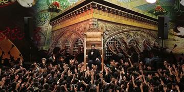 ۱۰ شب عزاداری با نوای ۱۰ مداح سرشناس در مشهد