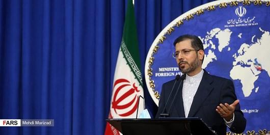 خطیبزاده: برجام مهر و موم شده است/آژانس از تمام فعالیتهای هستهای ایران مطلع است