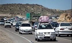ممنوعیت تردد تریلر در هراز و کندوان/ انسداد شبانه جاده چالوس