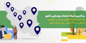 سامانه روستایار برای ارائه خدمات به روستاییان راه اندازی شد