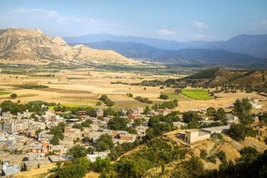 روستای نی شهرستان مریوان، منطقه مستعد برای کشت توتون
